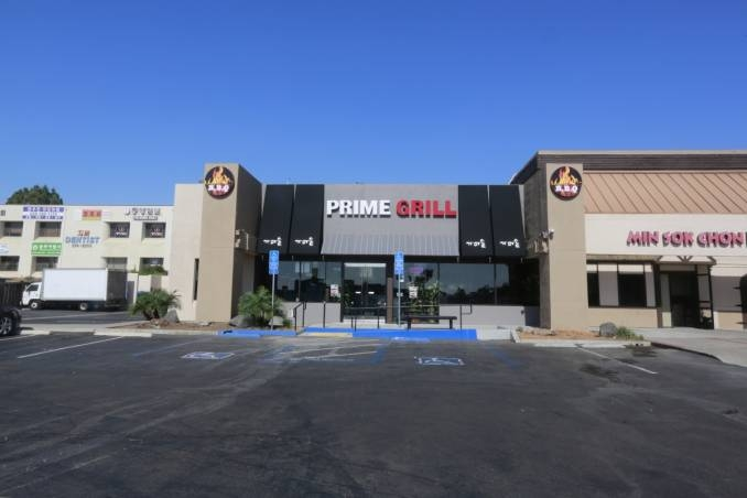 新开的Prime Grill餐厅