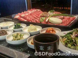 富家韩国烤肉(Buga Korean BBQ)提供惠而不费的顶级烤肉。(图/富家)