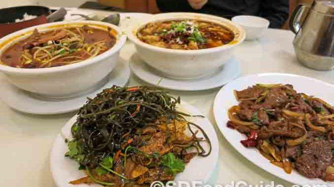 神厨Mr. Holy Gao能吃到各式传统菜肴。