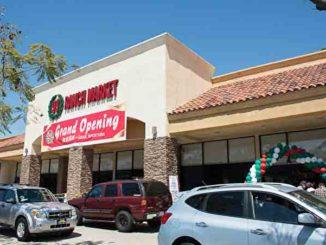 99大华超市在圣地亚哥南郡Chula Vista的新店4月1日正式开张,成为大圣地亚哥地区的第三家99大华超市。(摄影:杨婕)