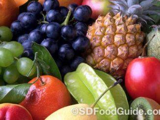 最佳水果的排名依次是木瓜、草莓、橘子、柑子、奇异果、芒果、杏、柿子与西瓜。(pixabay.com)