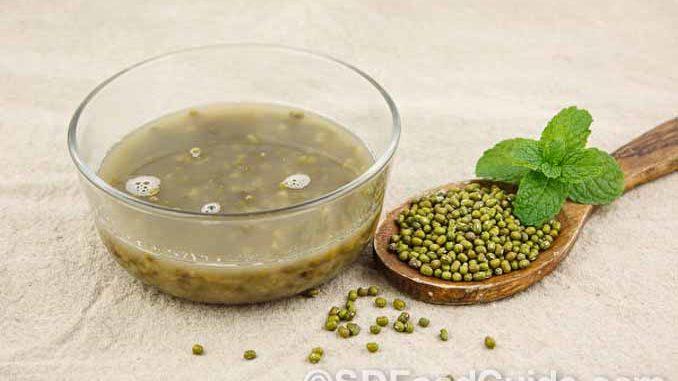 立夏饮食应重清淡,如绿豆等。(Fotolia)