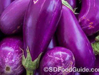 茄子营养丰富,很多人都爱吃。