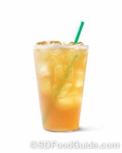 冰摇菠萝红茶(图片由Starbucks 提供)