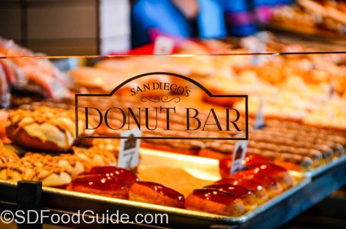 位于圣地亚哥市中心的Donut-Bar提供顶级优质的甜甜圈。(图/Alex-Lee)